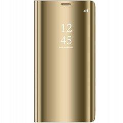 Mocco Clear View piemērots Samsung Galaxy A70, Zelta