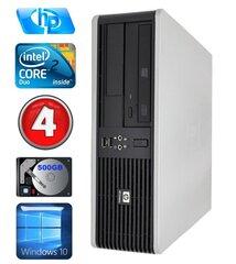 HP DC7900 SFF E8500 4GB 500GB WIN10