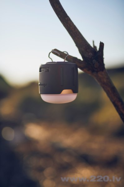 Deeper lampa ar ārējo akumulatoru