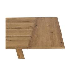 Pagarinājums galda virsmas paplašināšanai Actona Chara, brūns