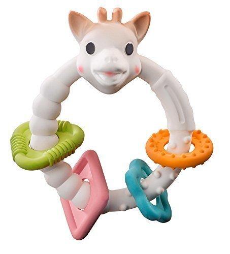 Košļājamā rotaļlieta Vulli Sophie la girafe So'pure, 220120