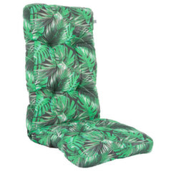 Spilvenu krēsls Patio Cordoba, zaļa cena un informācija | Krēslu paliktņi | 220.lv