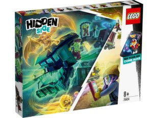 70424 LEGO® Hidden Side™ Spoku ekspresvilciens