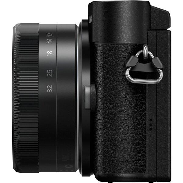 Panasonic LUMIX G DC-GF9 (DC-GX800/DC-GX850) + 12-32mm, Melns