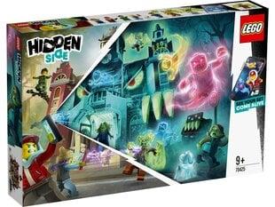 70425 LEGO® Hidden Side™ Newbury spokainā vidusskola cena un informācija | 70425 LEGO® Hidden Side™ Newbury spokainā vidusskola | 220.lv