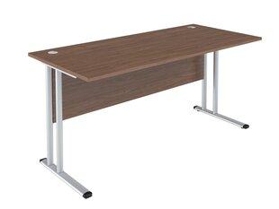 Письменный стол Imago M SP 4M, коричневый цена и информация | Компьютерные, письменные столы | 220.lv