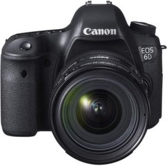 Canon EOS 6D 24-70mm f/4L IS USM