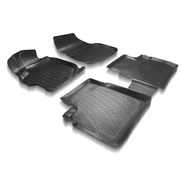 3D paklājiņi Rizline Ford C-MAX 2010-2019