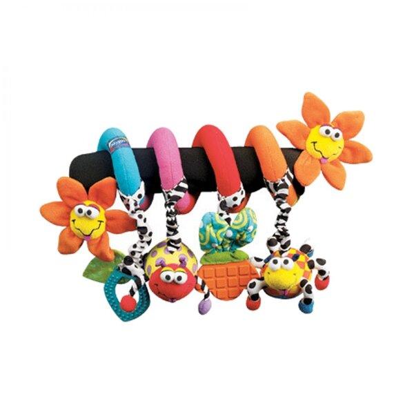 Rotaļlieta ratiem Brīnišķīgais dārzs Playgro, 0111885 cena