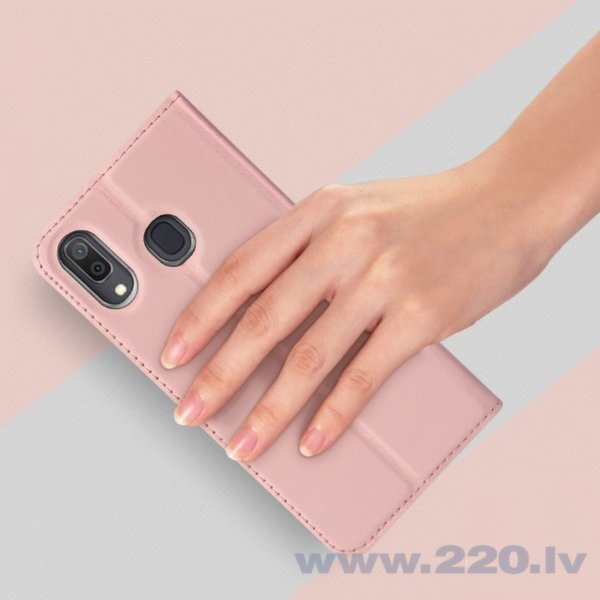 Dux Ducis piemērots Samsung Galaxy A20e, Rozā