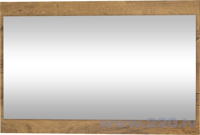 Spogulis Meblocross Maximus 100, tumša ozolkoka krāsā