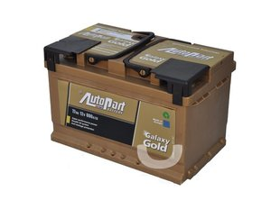 AUOTPART 77AH 800A GALAXY GOLD