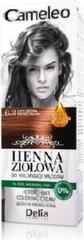 Matu krāsa Delia Cosmetics Cameleo Henna Herbal 75 g, 6.3 Golden Chestnut