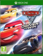 Cars 3: Driven to Win /XONE
