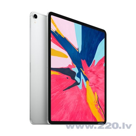 "Apple iPad Pro 11"" Wi-Fi+4G 64GB, Sudrabains, MU0U2HC/A"