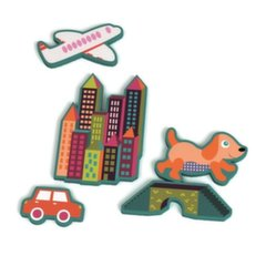 Vannas rotaļlietas Oops City 15002.20