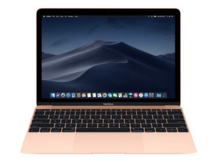 Apple MacBook 12 Retina (MRQN2KS/A) SWE