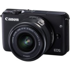 Canon EOS M10 EF-M 15-45 IS STM