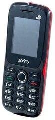 Joys S3, Dual SIM, Melns/Sarkans