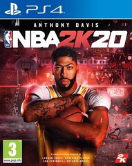 NBA 2k20 Standard Edition, PS4
