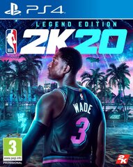 NBA 2k20 Legend Edition, PS4