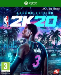 NBA 2k20 Legend Edition, XBOX One