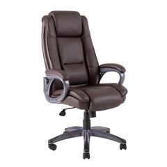 Офисное кресло Home4You Calvin, коричневое