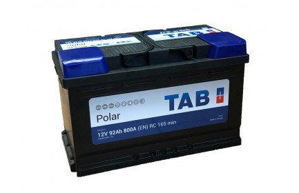 TAB Polar L4 92Ah 800A akumulators
