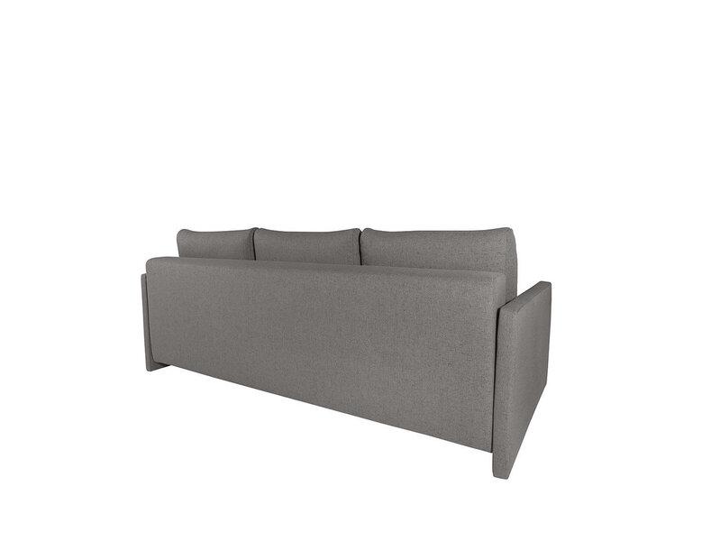 Dīvāns BRW Dessa, pelēks internetā