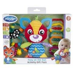 Rotaļlieta Playgro Foxy on the Run, dāvanu iepakojums 0187219