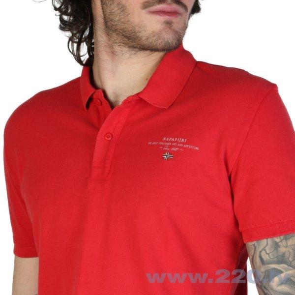 Vīriešu polo krekls Napapijri - ELBAS-2_N0YIJ5 14797