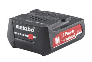 Akumulators 12V 2,0 Ah Li-ion, Metabo cena un informācija | Akumulators 12V 2,0 Ah Li-ion, Metabo | 220.lv