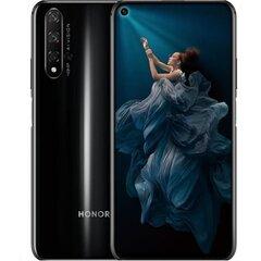 Honor 20 Pro, 8/256GB, Dual Sim, Melns