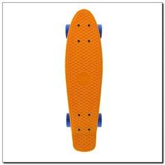 Skrituļdēlis Nils Extreme Pennyboard Basic Orange Blue