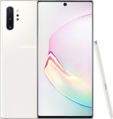Samsung Galaxy Note 10 Plus, 256 GB, Dual SIM, Balts (Aura White)