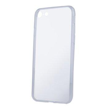 "ILike iPhone 11 2019 (6.1"") Slim aizmugurējais apvalks 0.5 mm Transparent"
