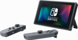 Nintendo Switch V2, 32GB, Pelēks (2019) cena un informācija | Spēļu konsoles | 220.lv