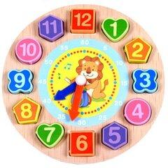Attīstošs pulkstenis - šķirotājs cena un informācija | Rotaļlietas zīdaiņiem | 220.lv