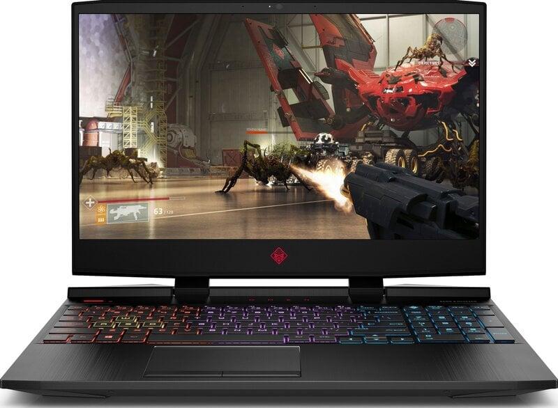 HP Omen 17-an114nw (5KT53EA) 16 GB RAM/ 256 GB M.2 PCIe/ 240 GB SSD/ Win10H cena