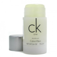 Dezodorants Calvin Klein CK One unisex 75 ml