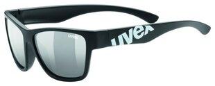 Brilles Uvex Sportstyle 508, melnas