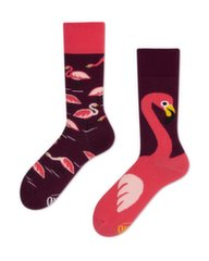 Zeķes unisex Pink Flamingo by Many Mornings