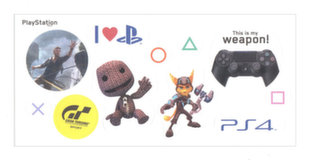 Stickers: PlayStation - PS Hits