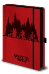 Stranger Things - Upside Down Premium Notebook, A5
