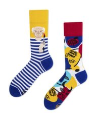 Zeķes unisex Picassocks by Many Mornings