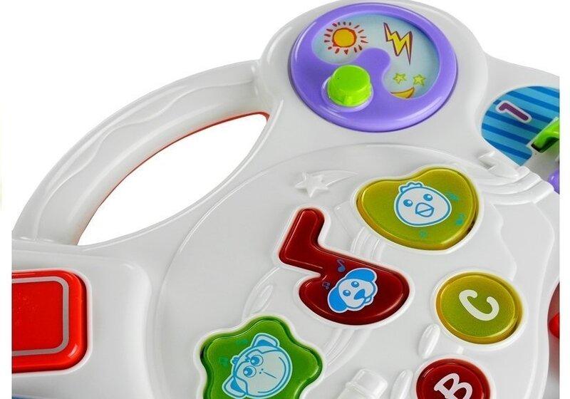"Attīstošs galdiņš ar skaņām un gaismām ""Learning Fun"""