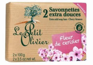 Ziepes Le Petit Olivier Extra Cherry Blossom 2 x 100 g