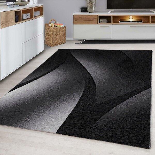 Ayyildiz paklājs Plus Black 8010, 80x150 cm