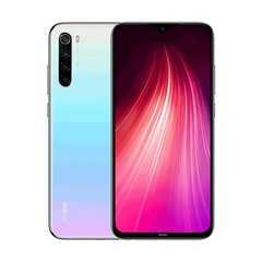 Xiaomi Redmi Note 8, Dual sim, 4/64GB, Moonlight White
