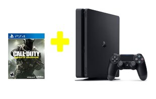 Sony PlayStation 4 (PS4) Slim, 1TB + Call of Duty Infinite Warfare Legacy Edition
